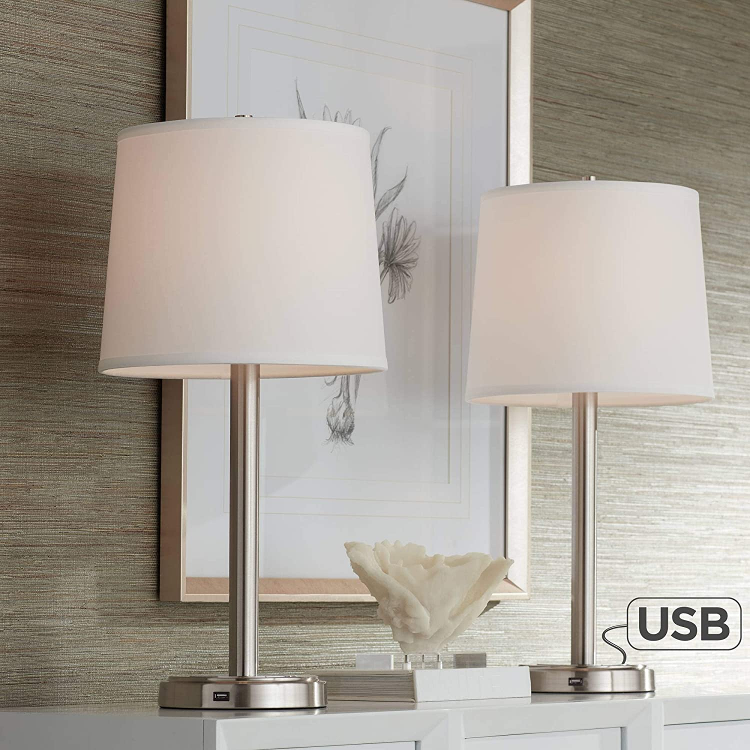 Camile Modern Table Lamps