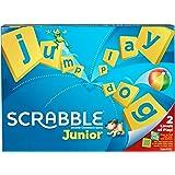 Mattel Scrabble Junior Crossword Board Game