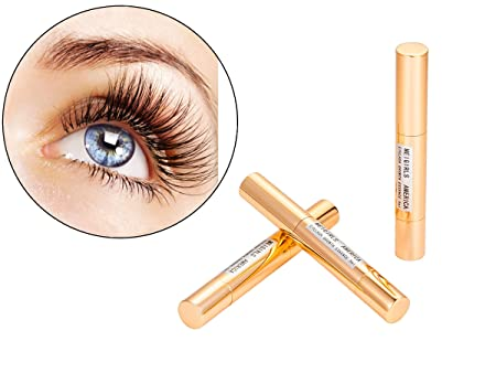 Eyelash Growth Serum and Eyebrow Enhancer All Natural Enhancing Essence for Lash Brow Fast Stimulate Treatment Boost Extension Supplies 1 Bottle
