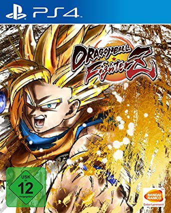 Dragon Ball Fighterz Playstation 4 Amazonde Games