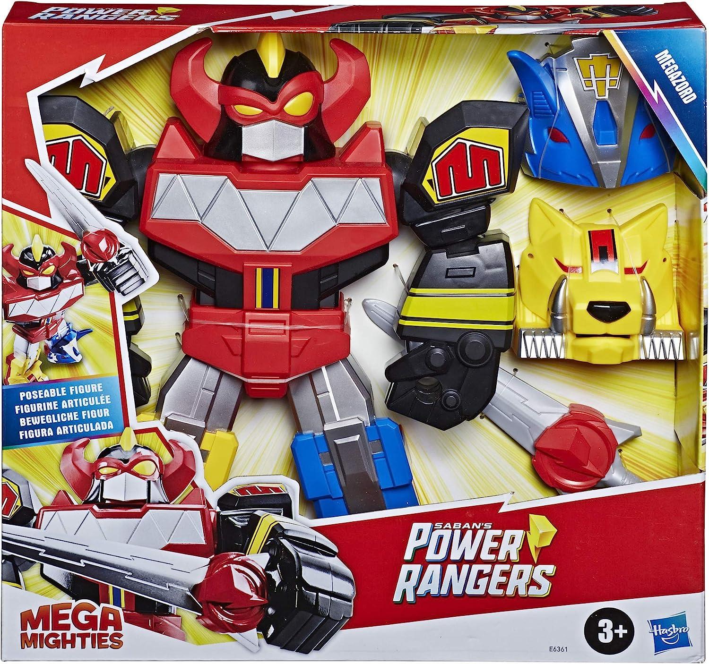 Playskool Heroes Mega Mighties Power Rangers Megazord 25% OFF £7.99 @ Amazon