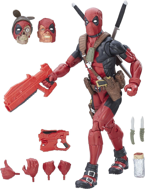 Avengers Figura Deadpool Marvel Legends, Multicolor (Hasbro C1474EU4): Amazon.es: Juguetes y juegos