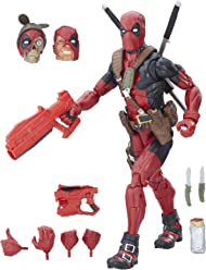 Hasbro Marvel C1474EU4 - Legends Deadpool 12 Zoll, Actionfigur