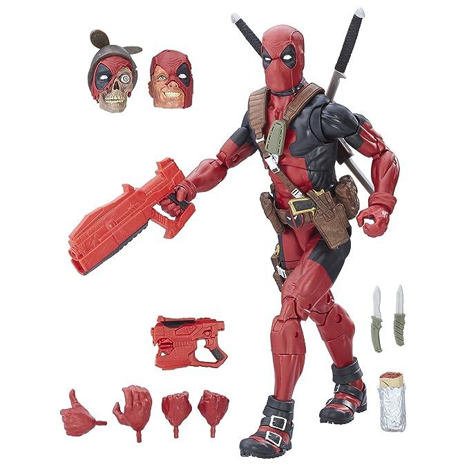 51 opinioni per Marvel Legends- Deadpool (Action Figure Collezione, 30 cm), C1474EU4