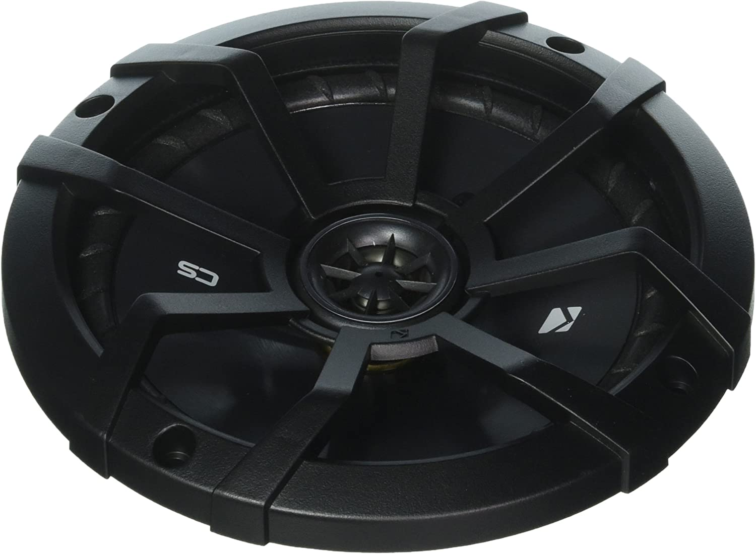 Kicker 43CSC674 CSC67 6.75-Inch Coaxial Speakers 4-Ohm OPEN BOX
