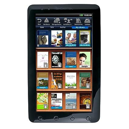 amazon com pandigital 9 2gb tablet color ereader computers rh amazon com Pandigital Star Pandigital Photo Frame