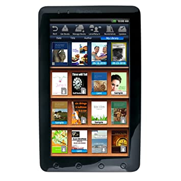 PANDIGITAL R90L200 lectore de e-Book Pantalla táctil 2 GB WiFi ...