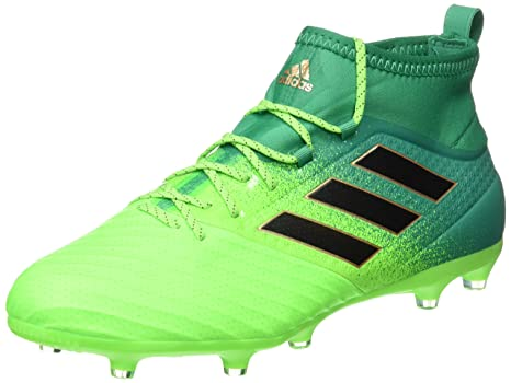 adidas Men's Ace 17.2 Primemesh Fg Football Shoes, Green ...
