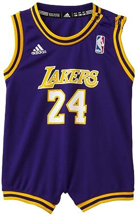 bf129300539d NBA Infant Los Angeles Lakers Kobe Bryant Away Onesie Jersey - R22Uskka  (Purple