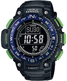 b7eed284c910 Reloj CASIO SGW-1000-2BCF SPORT GEAR Collection Análogo Triple Sensor   Brújula