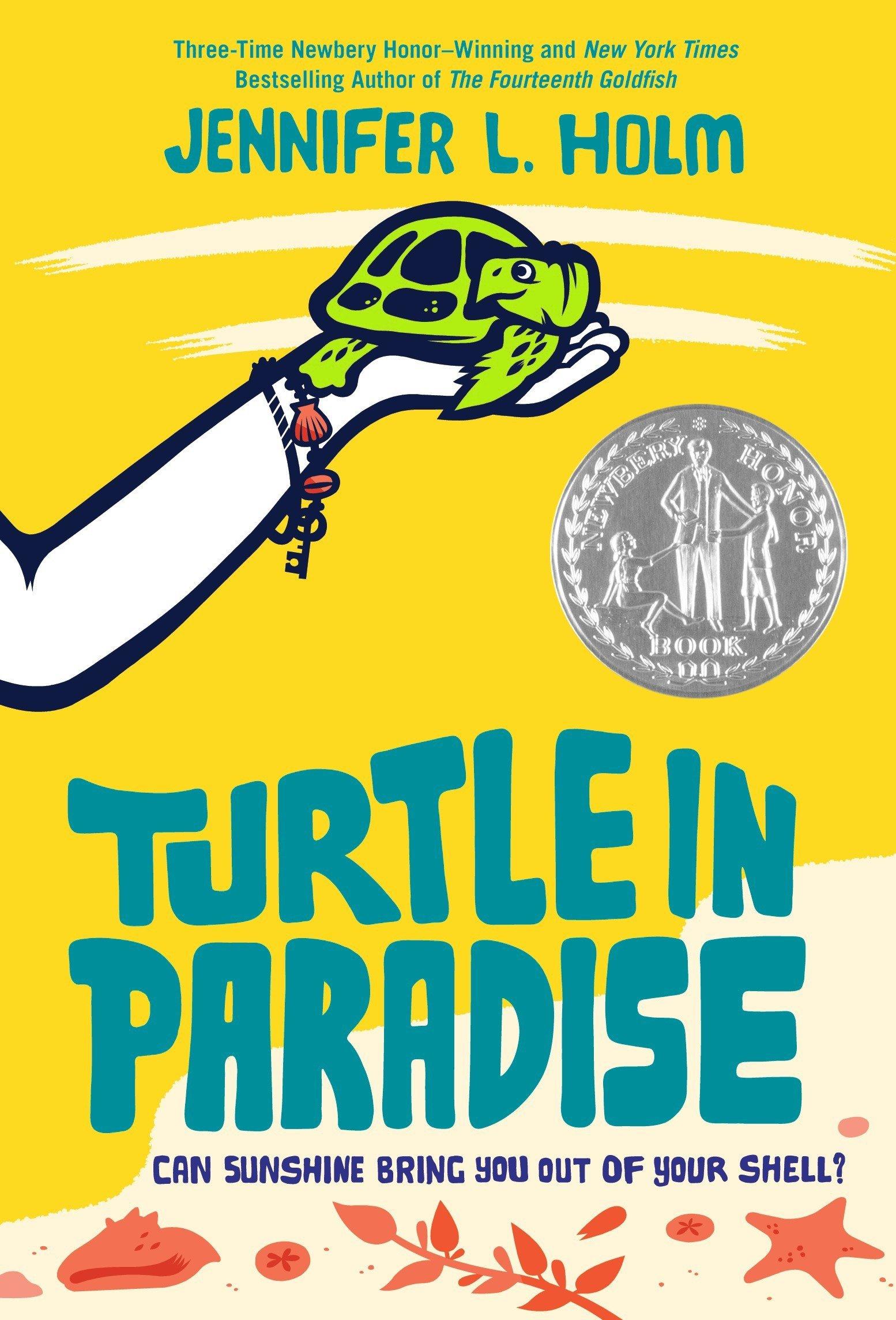 Turtle Paradise Jennifer L Holm product image