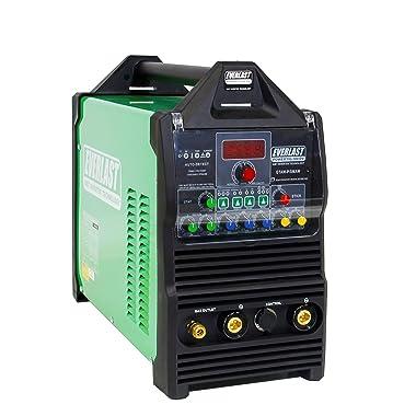 Everlast PowerTIG 200DV 200amp 110/220 Dual Voltage