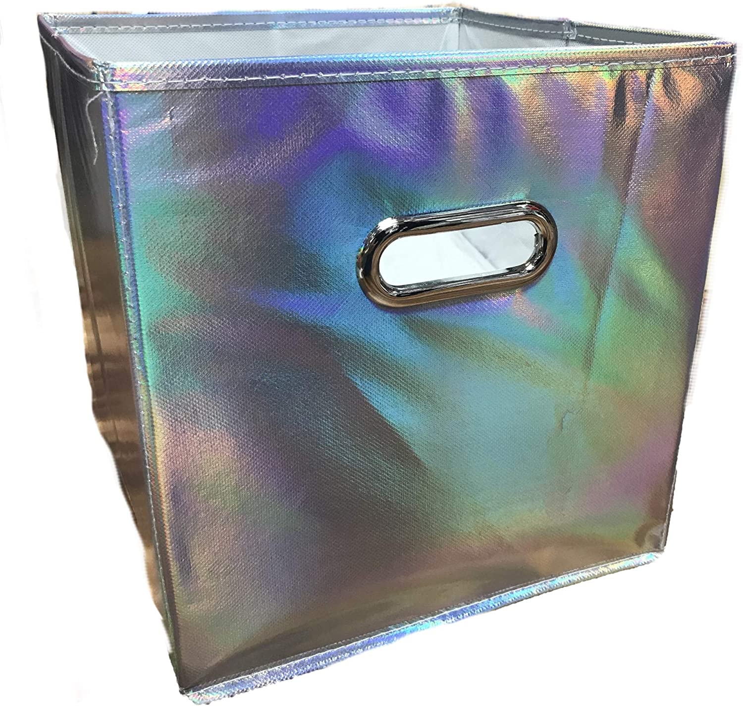 Innovative Home Creations Square Fabric Storage Cube 10.5