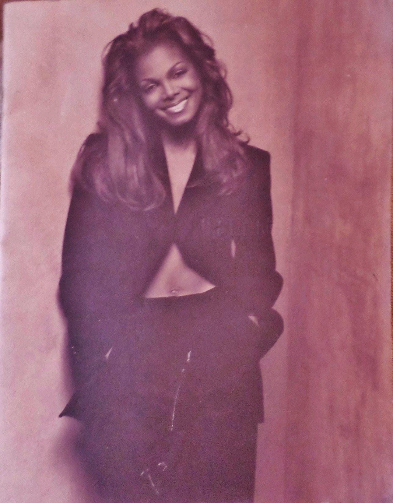JANET - World Tour (jdj, Music Television presents Janet
