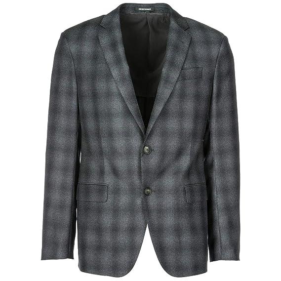 Amazon.com: Emporio Armani Men Suits Grigio 40 US: Clothing