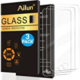 Ailun Screen Protector for iPod Touch 7 Touch 6 Touch 5 3Pack Curved Edge Tempered Glass Compatible with iPod Touch 7G…