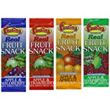 Frutina Real Fruit Snack Variety Box 15 g (Pack of 60)