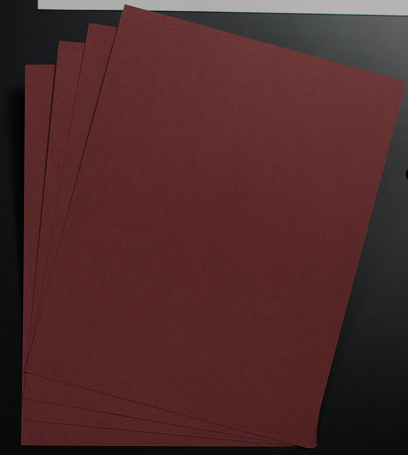 Gold color cardstock paper 5x7 - Amazon Com Basic Burgundy Cardstock Paper 8 5 X 11 Inch 100 Sheets Per Pack Office Products