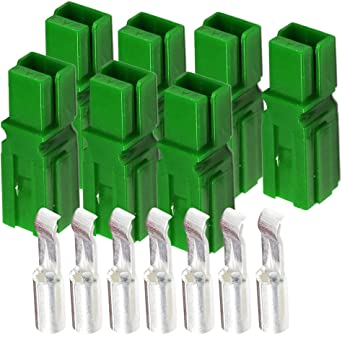 ALL COLOURS 10 x 15 AMP TORBERRY ANDERSON POWERPOLE ELECTRICAL CONNECTORS