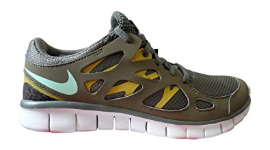 reputable site 87078 f6e59 nike Womens Free Run 2 EXT Running Trainers 536746 Sneakers Shoes (US 9,  iron