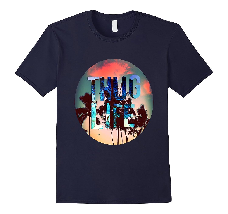 #Thug Life Unisex T-Shirt 2016-BN