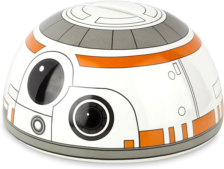 Orange//Blanc Star Wars Bb8/Tirelire en c/éramique