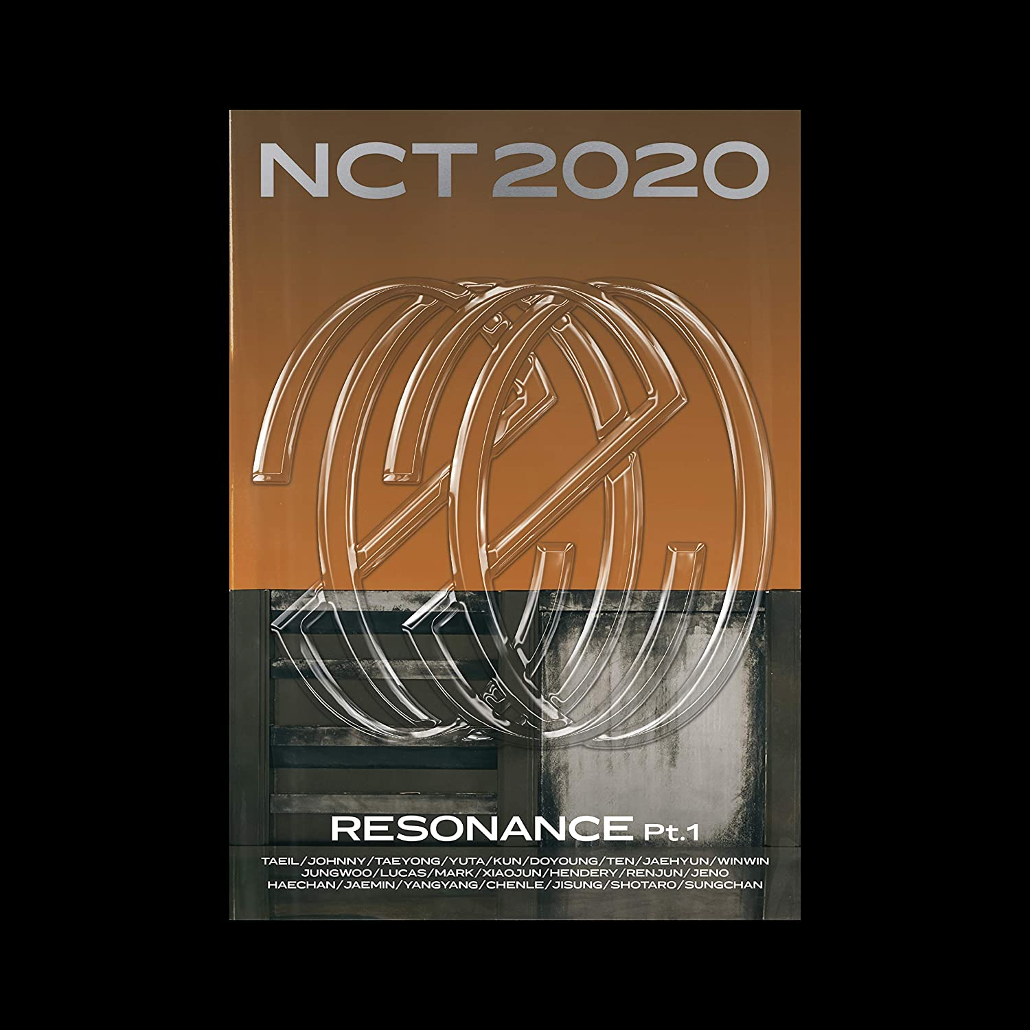 NCT Deluxe - The 2nd Album Complete Free Shipping RESONANCE Pt. 1 Future Ver.