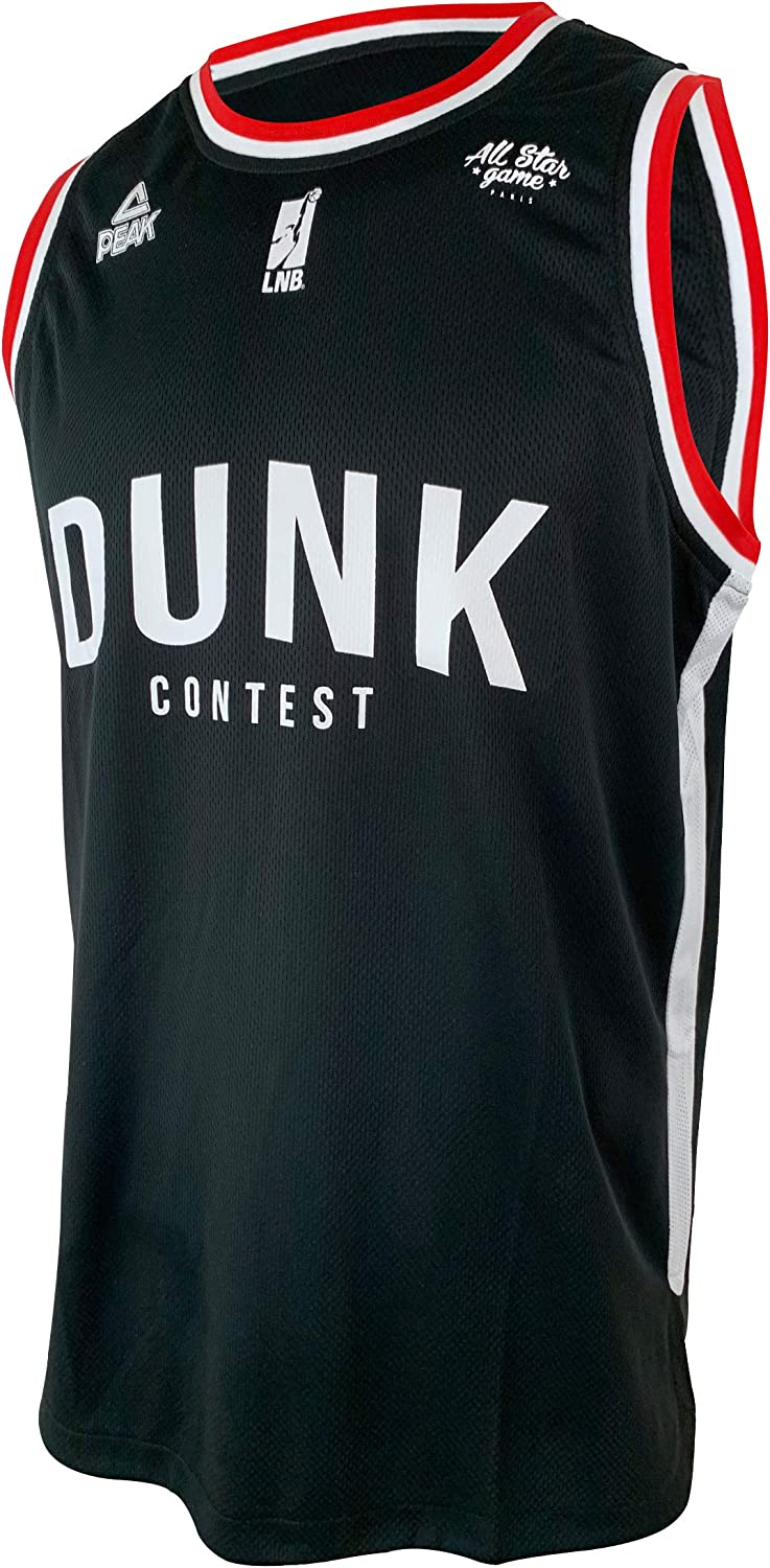 Ligue Nationale de Basket Maillot Dunk All Star Game 2019 Basketball Mixte