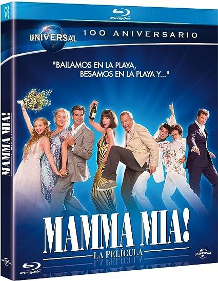 Mamma Mia! - Edición Realidad Aumentada [Blu-ray]: Amazon.es ...
