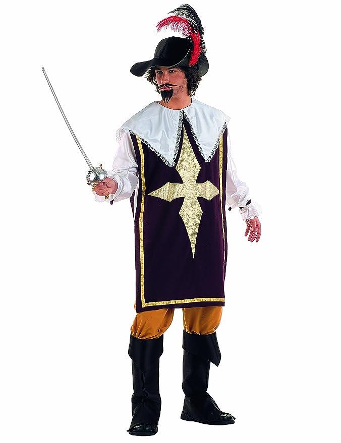 Limit Sport - Disfraz de mosquetero para adultos, talla L (MA440 ...