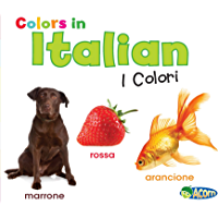Colors in Italian (World Languages - Colors)