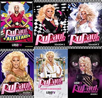 e09b13ff962a13 Image Unavailable. Image not available for. Color  RuPaul s Drag Race  Seasons 2-6 All Stars ...