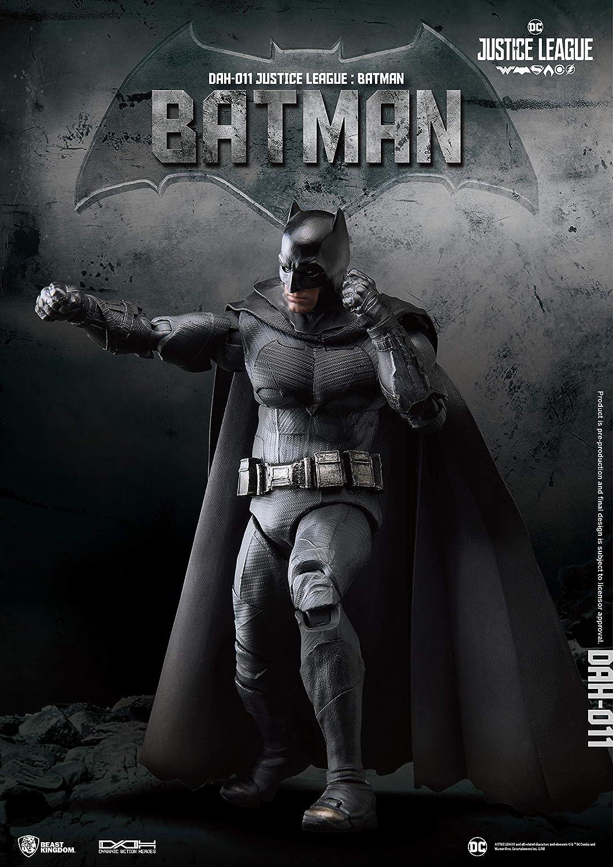 Multicolor Beast Kingdom Justice League Movie Dynamic 8Ction Heroes Batman DAH-011 Action Figure