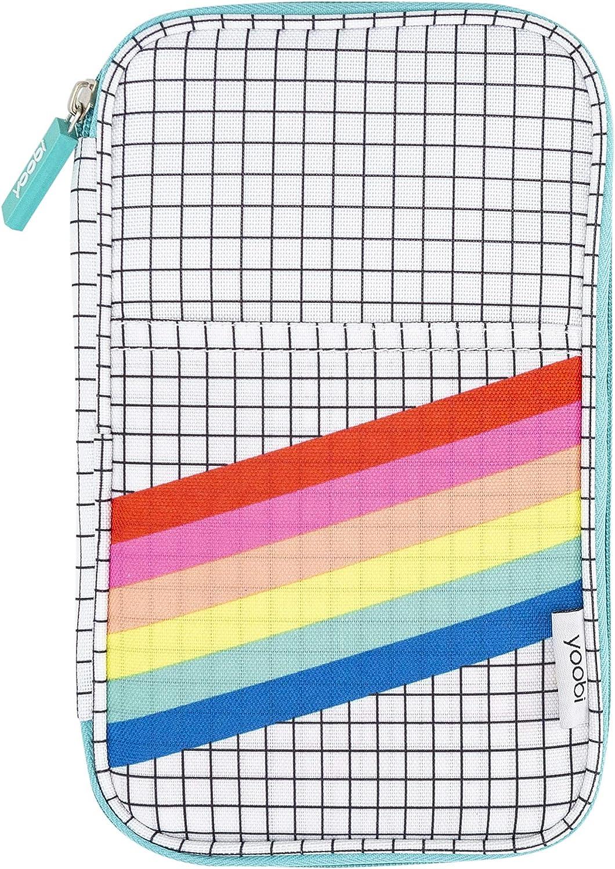 Mexican stripes pencil case