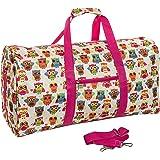 """Gen SH SilverHooks Womens 22"""" Duffle Carry on Travel Bag"""
