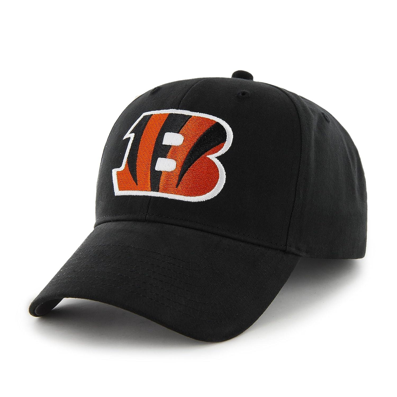 966dd318 Amazon.com : NFL Atlanta Falcons Kid's '47 Brand Basic MVP Adjustable Hat,  Black : Sports & Outdoors
