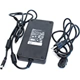 Dell PA-9E J211H 240-Watt Family AC Power Adapter PA Charger For Alienware M17x, Precision Mobile Workstations: M6400,M6500, E-port Dock: PR02X Model Numbers: GA240PE1-00, ADP-240AB B Compatible Part Numbers: 330-4128, 330-3514, J938H, Y044M, U896K, J211H