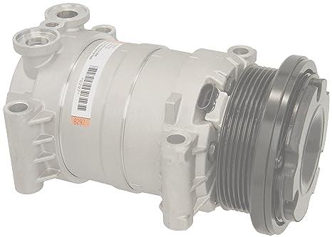 ACDelco 15 – 21729 un profesional compresor de aire acondicionado