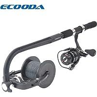 ECOODA Fishing Line Spooler Portable Reel Spool Spooling Station System for Spinning or Baitcasting Fishing Reel Line Winder