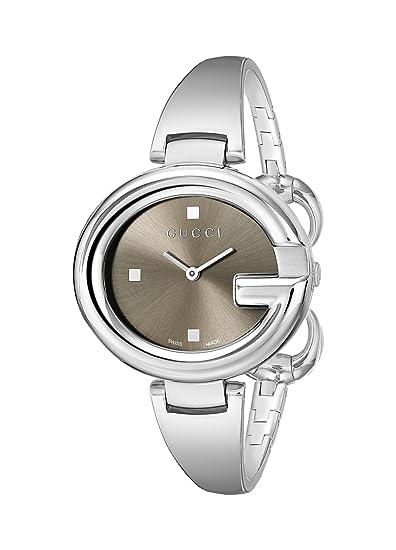 b5dd2796a12 Gucci YA134302 Womens Guccissima Wrist Watches  Gucci  Amazon.ca  Watches
