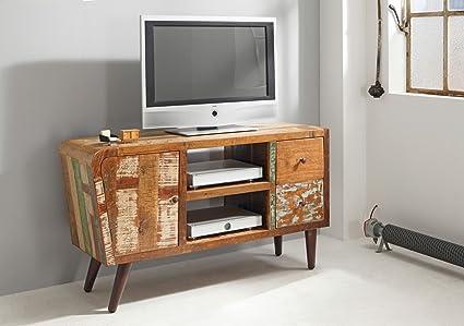 Credenza Con Cassetti Colorati : Wolf mobili in legno colorato con 1 porta credenza 2 cassetti
