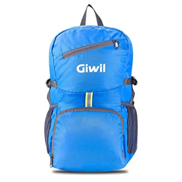 6cd1a60ccf38 Lightweight Packable Durable Travel Hiking Backpack Daypack
