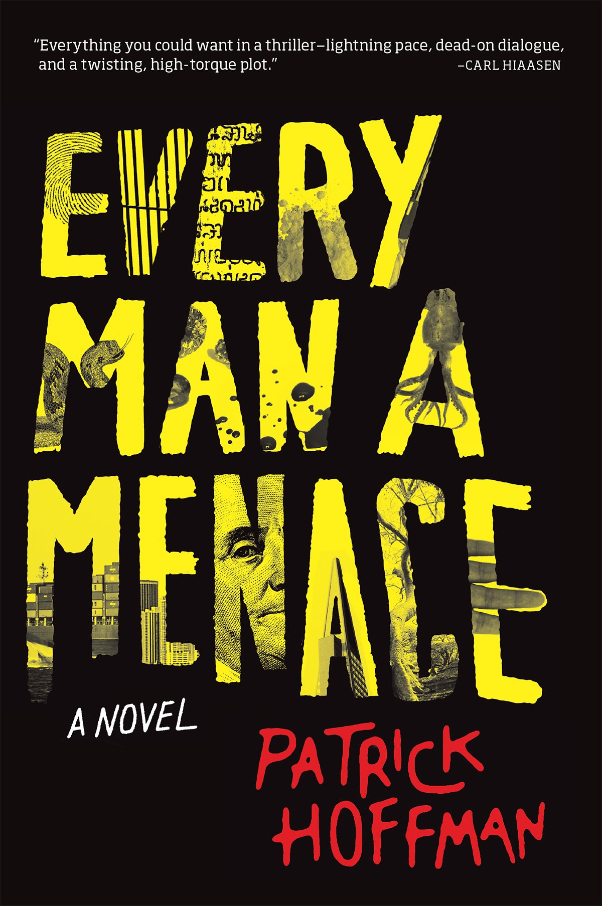 Book Review: 'Every Man A Menace' By Patrick Hoffman | I've Read This | BL | Black Lion Journal | Black Lion