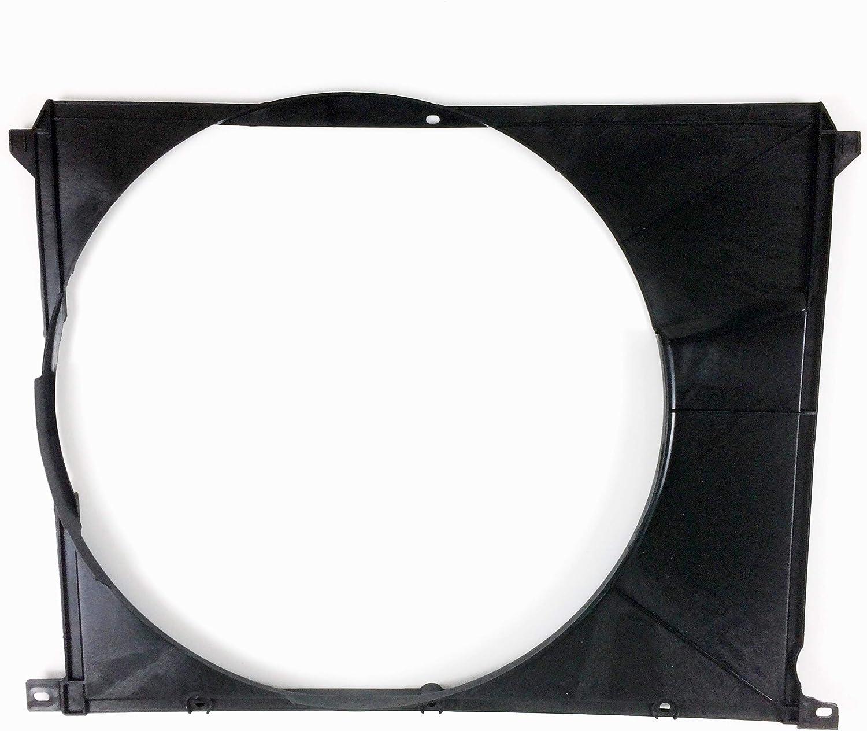 Single Radiator Fan Shroud for BMW 3 Series
