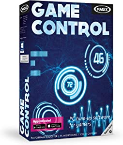 MAGIX Game Control – Give your gaming PC a turbo boost