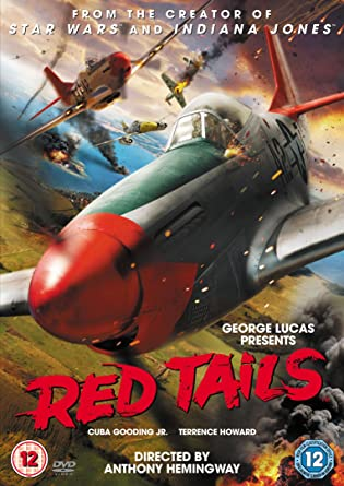 Red Tails [DVD]: Amazon.co.uk: Cuba Gooding Jr., Terrence Howard ...