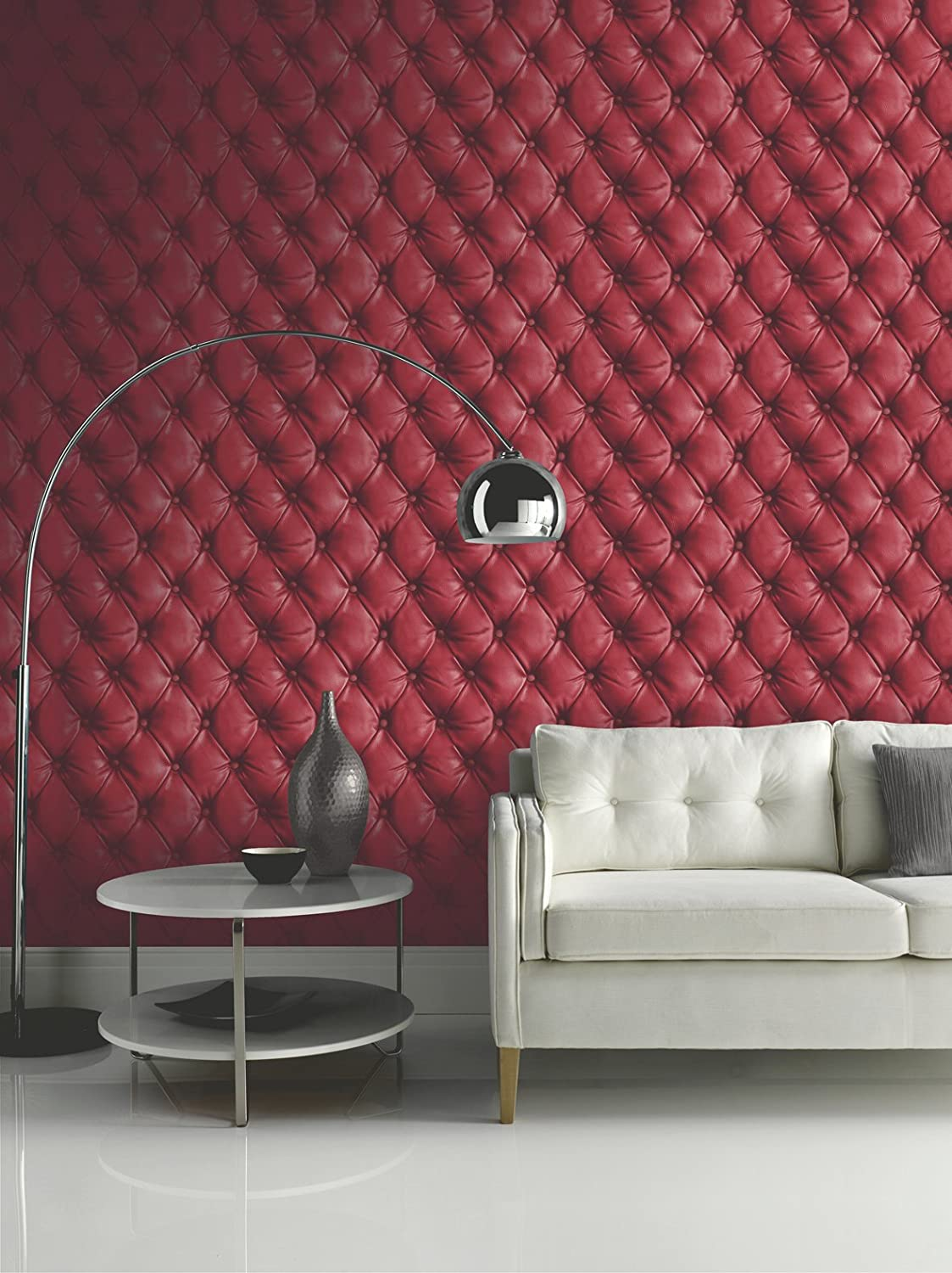 Black Arthouse 618100 Desire Wallpaper 53 cm x 10.05 m
