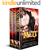 MELT (Underground Encounters 1-3): (vampire, shifter, witch, and rockstar romances)