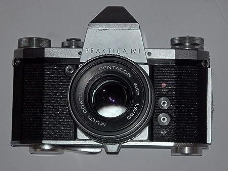 FOTOTECHNIK BY LLL Praktica IV F Incluye Objetivo Pentacon Auto ...