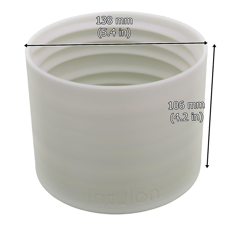 amazon com intulon 5 inch tube portable a c ac air conditioner